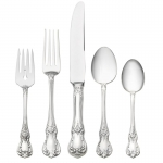 Old Master Sterling Five Piece Place Setting
