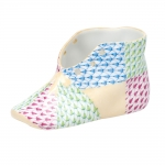 Patchwork Baby Shoe