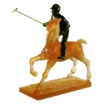 Amber Polo Player