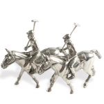 Polo Player Salt & Pepper Set