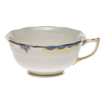 Princess Victoria Blue Tea Cup