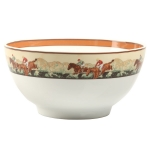 Steeplechase Serving Bowl