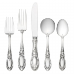 King Richard Sterling Five Piece Place Setting