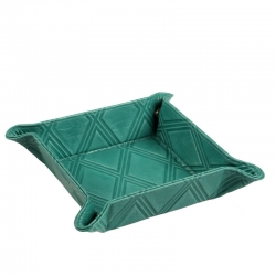 Turquoise Valet Tray