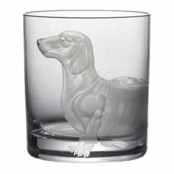 Dachshund Double Old Fashioned