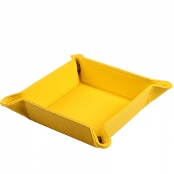 Yellow Valet Tray