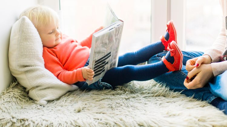 5 Reasons Why You Should Read Children's Books