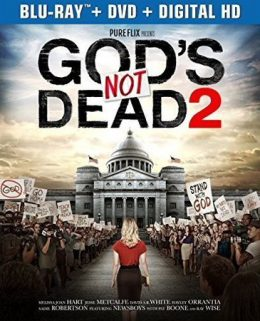 God's Not Dead 2 Blu-ray & DVD