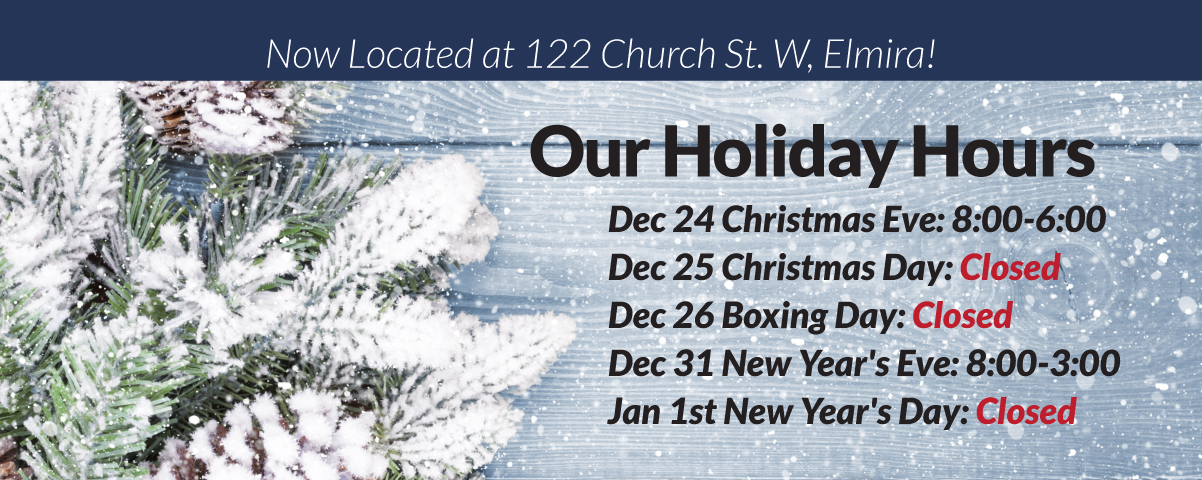 Living Waters Holiday Hours