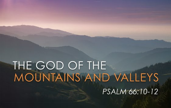 Image result for THE GOD OF THE VALLEY