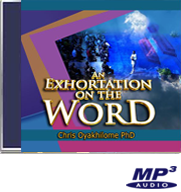 An Exhortation on the Word
