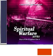 Spiritual Warfare (Keys of the Kingdom - Part 4)