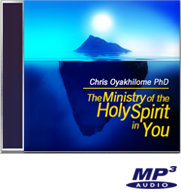 The Ministry of the Holy Spirit in You