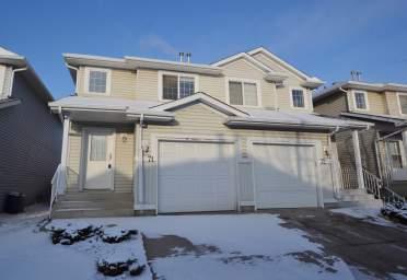 Home For Rent in  71 - 14603 Miller Blvd, Edmonton, AB