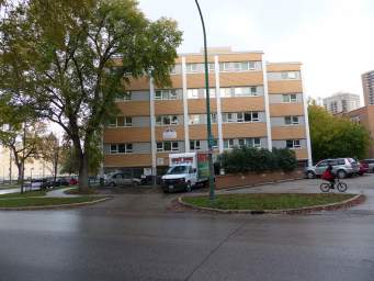 Apartment Building For Rent in  35 & 41 Balmoral Street , Winnipeg, MB