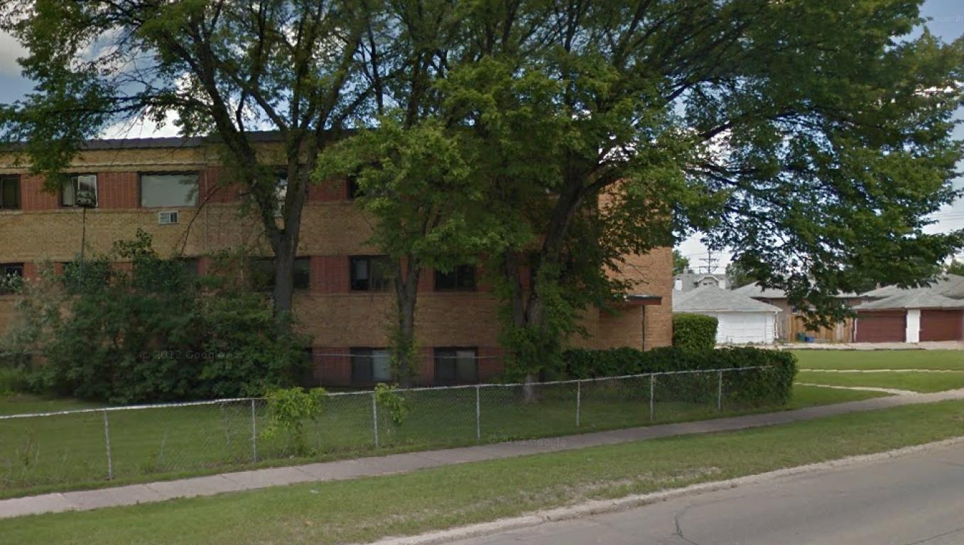 Winnipeg Du nord-est 1 chambre à coucher Appartement