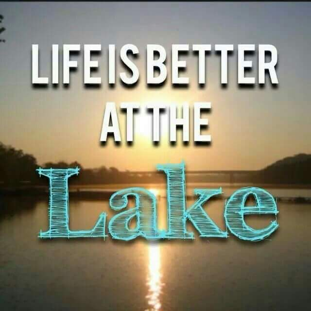 You Deserve the Lake Life