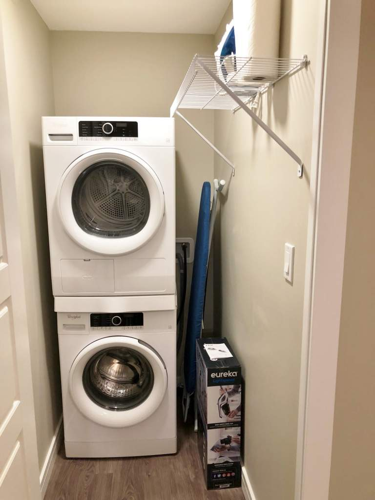 No more coins, laundromats or finding other peoples socks in your wash!