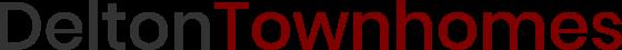 Avenue Living: Delton Townhomes Logo