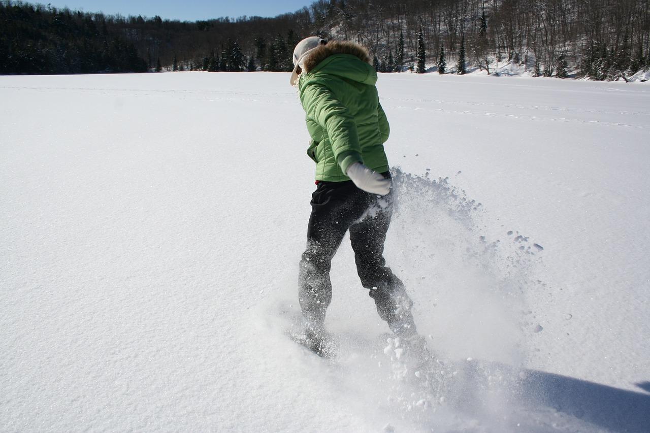 Winter Fun in Saskatoon