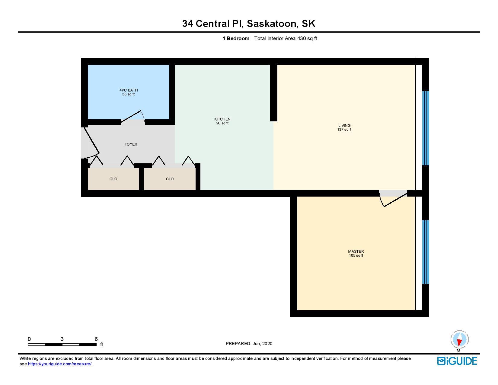 Geneva Apartments for Rent in Saskatoon | Avenue Living ...