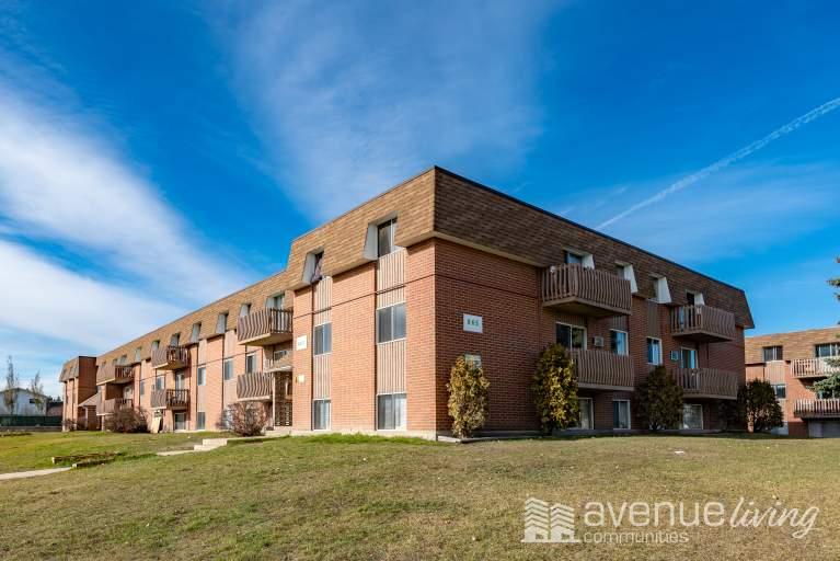 Borden Place Apartments
