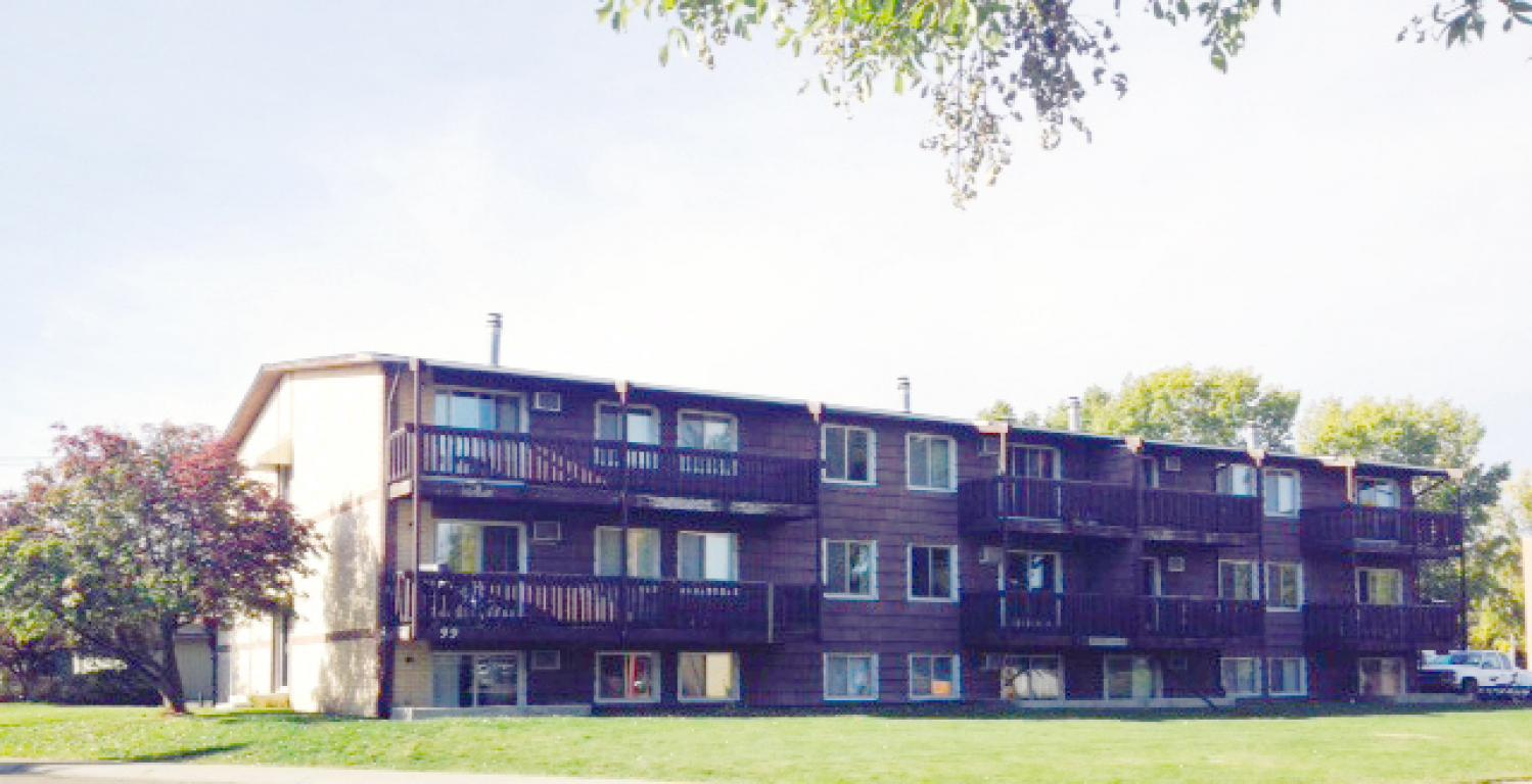 Medicine Hat Alberta Apartment for rent, click for details...