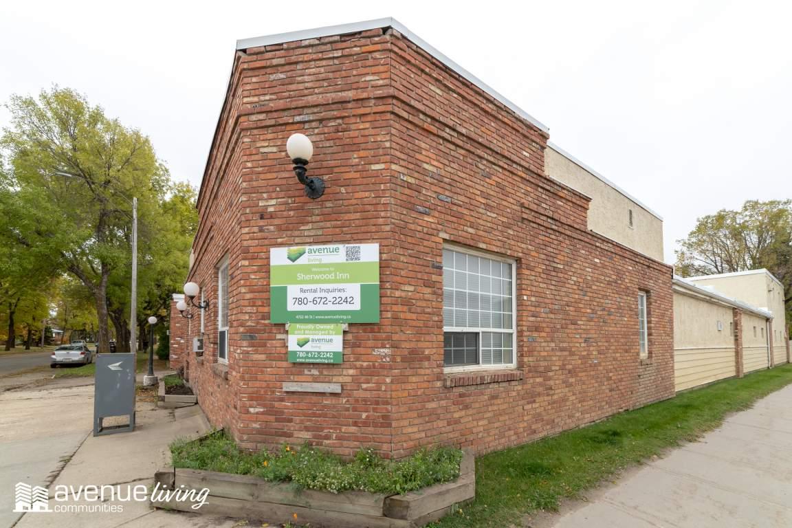 Sherwood Inn Avenue Living Communities