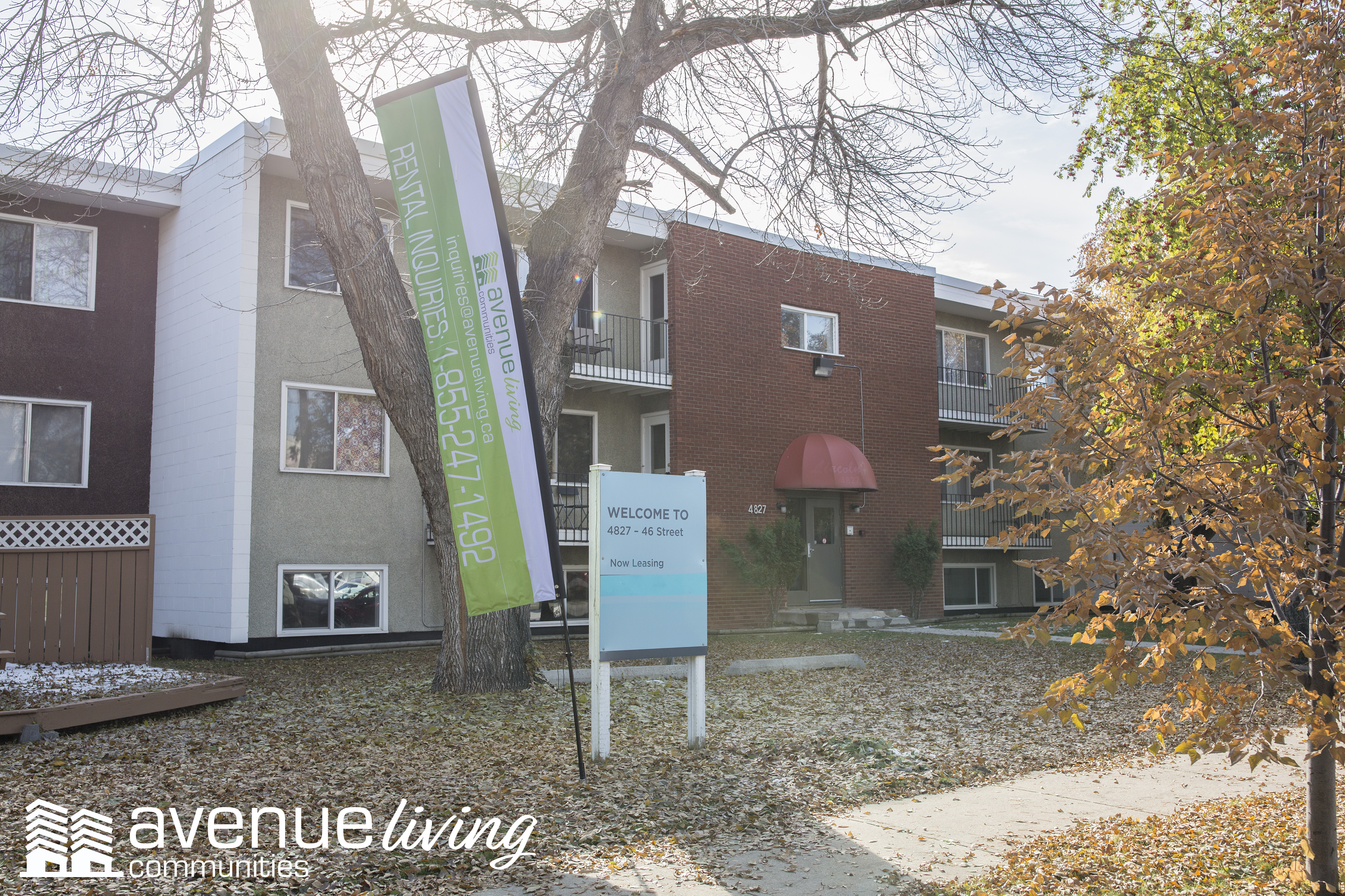 Classic 1 Bedroom residential for Rent in Red Deer