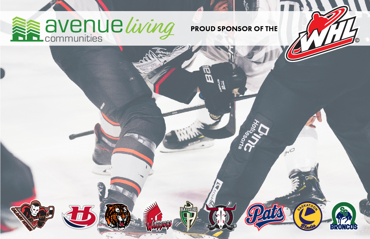 Avenue Living Communities Sponsors WHL!