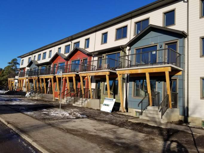 North Glenora Townhomes