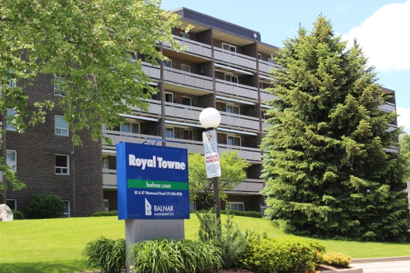 Downtown Guelph Apartments