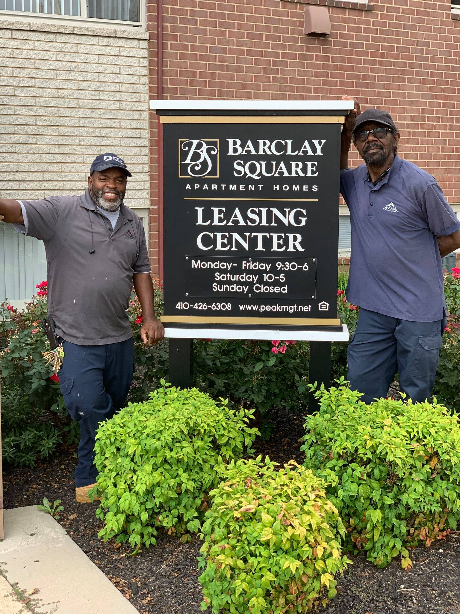 Barclay Square Apartments Service Team