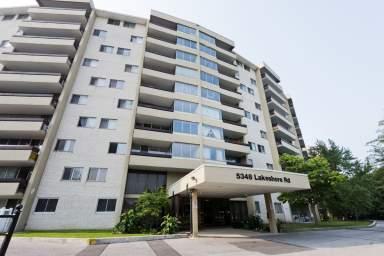 Apartment Building For Rent in  5348 Lakeshore Road, East, Burlington, ON