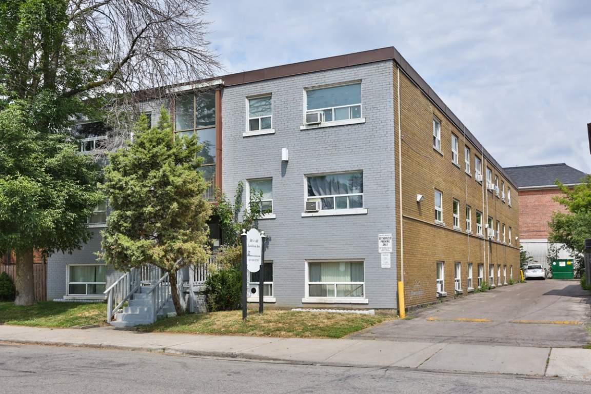 Toronto Sud 1 chambre à coucher Appartement
