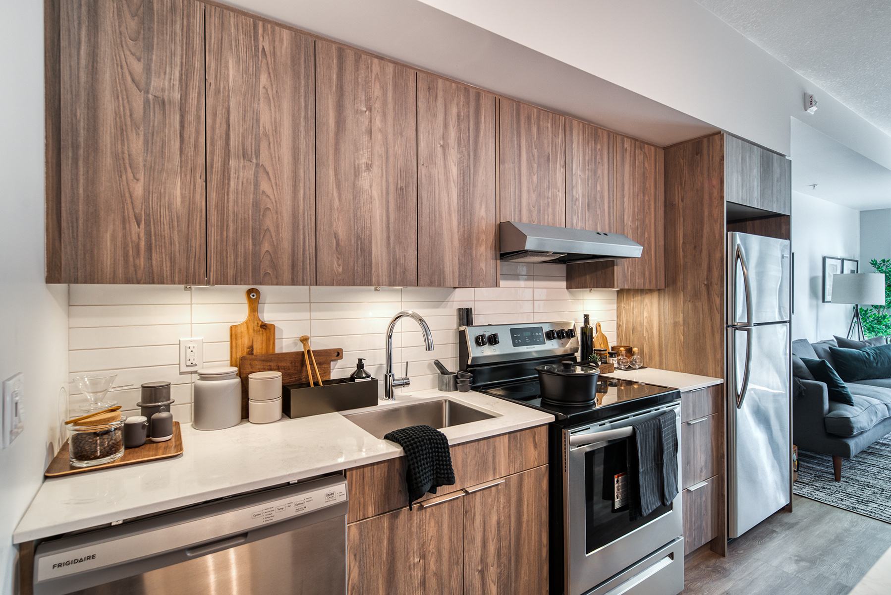 Choice of Two Natural Wood Colour Palettes