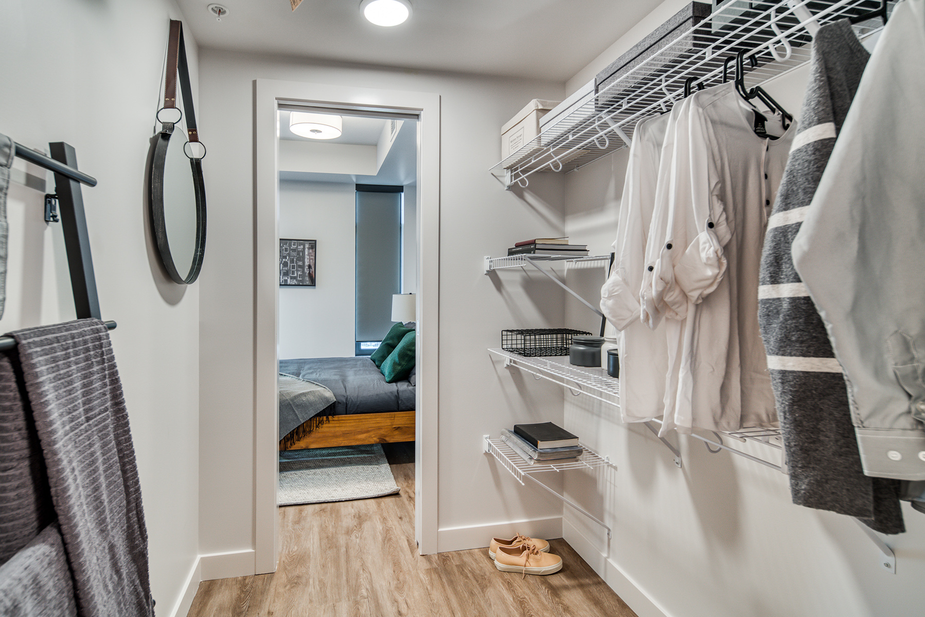 Walk-In Closets