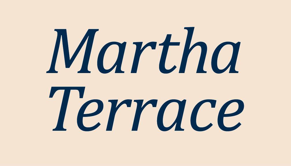 Martha Terrace
