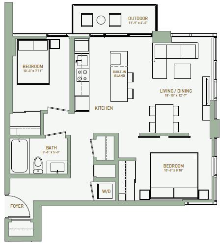Suite Flooplans
