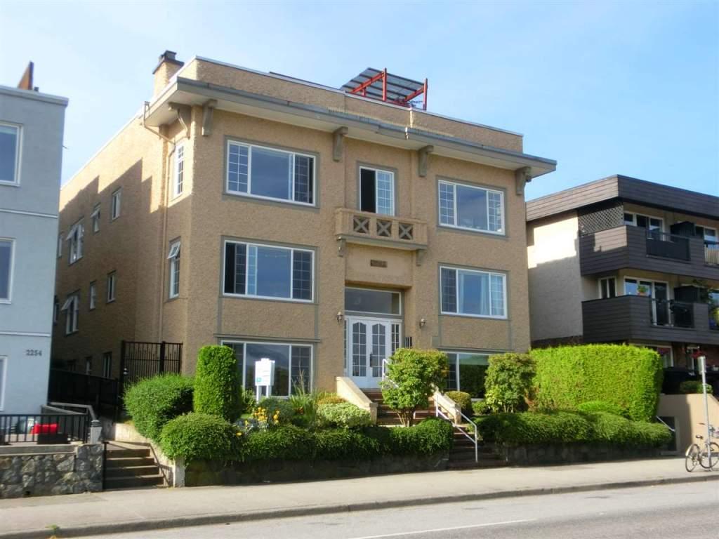 Vancouver Du centre 1 chambre à coucher Appartement