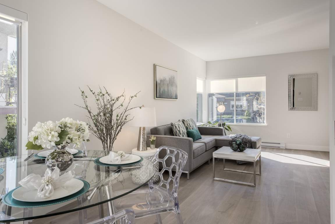 Vancouver West 2 bedroom Apartment