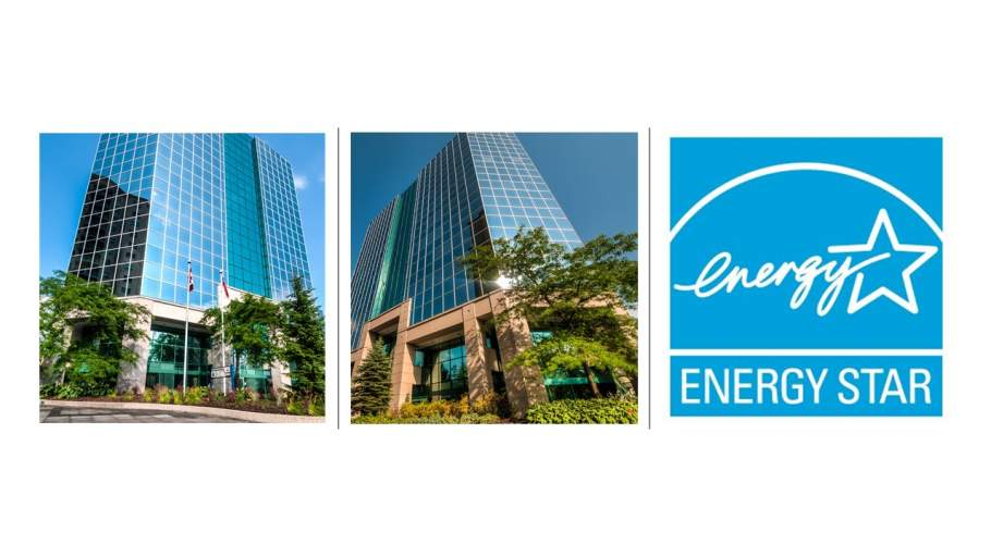 Dufferin Corporate Centre - 2019 ENERGY STAR® Certified