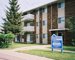 Apartment Building For Rent in  9624 Franklin Ave, Fort Mcmurray, AB