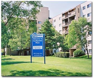 Regina Ouest 2 chambre à coucher Appartement
