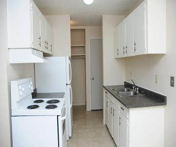 Fort McMurray 3 chambre à coucher Appartement