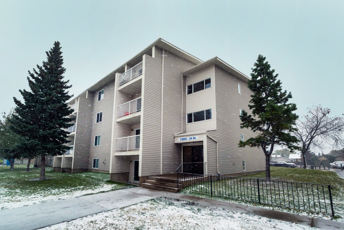 Edmonton West 3 bedroom Apartment For Rent