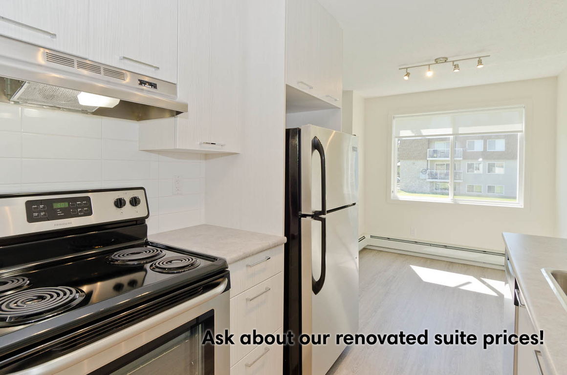 Calgary North West Apartment For Rent