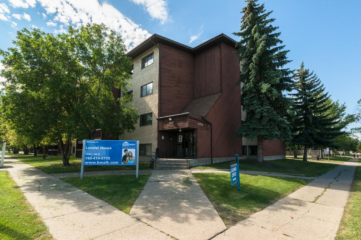 Edmonton Sud 2 chambre à coucher Appartement À louer