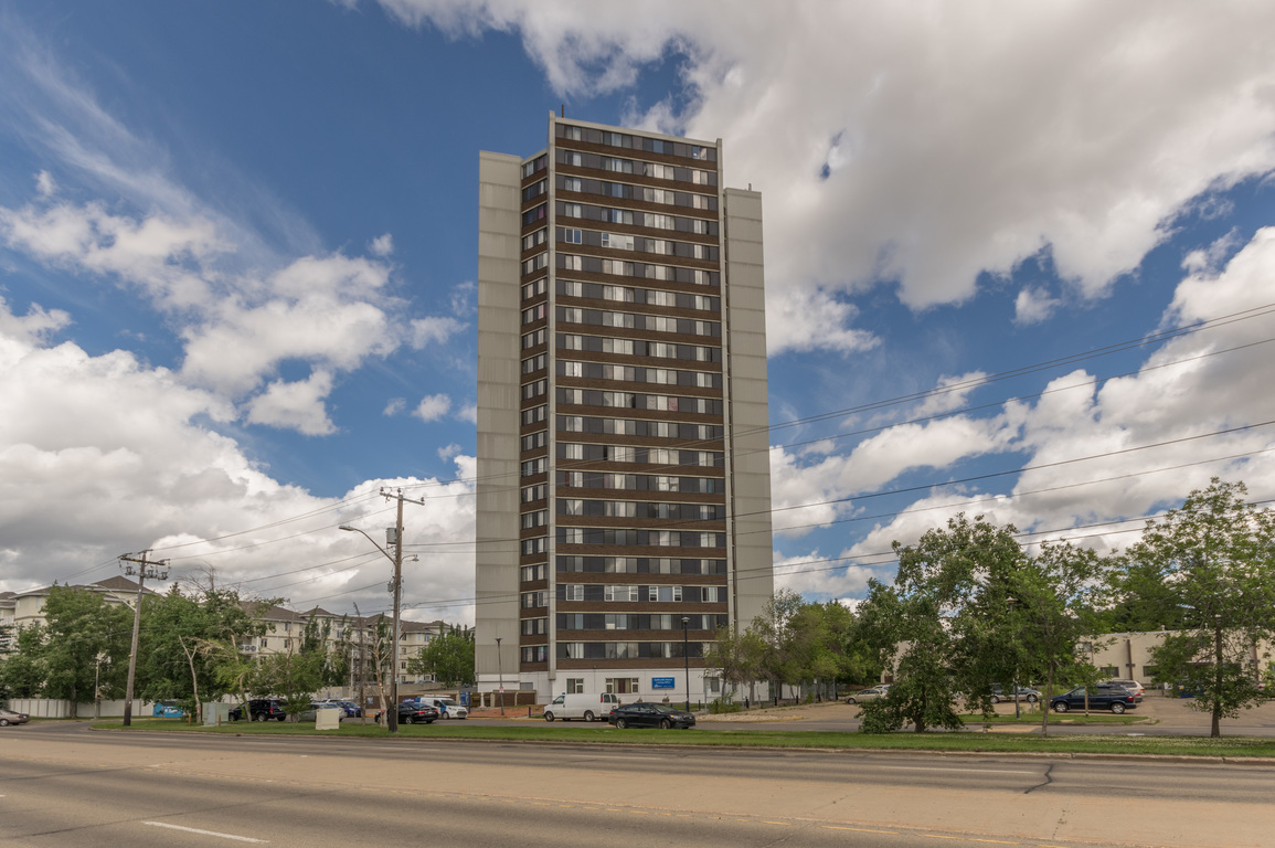 Edmonton Downtown 1 bedroom Apartment For Rent