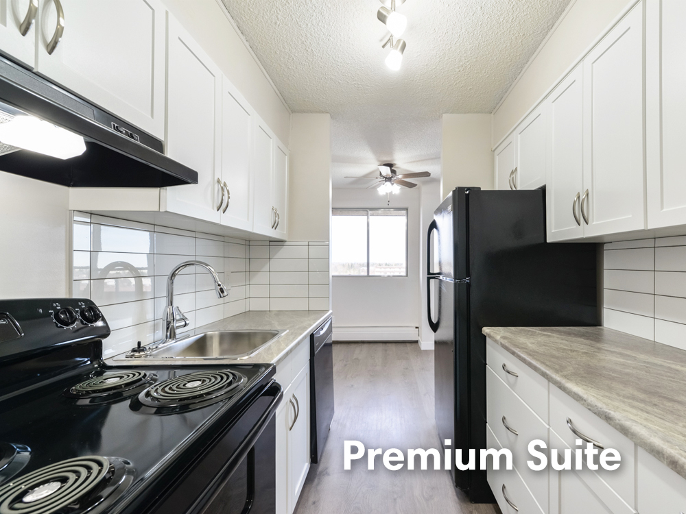 Edmonton Downtown 3 bedroom Apartment For Rent